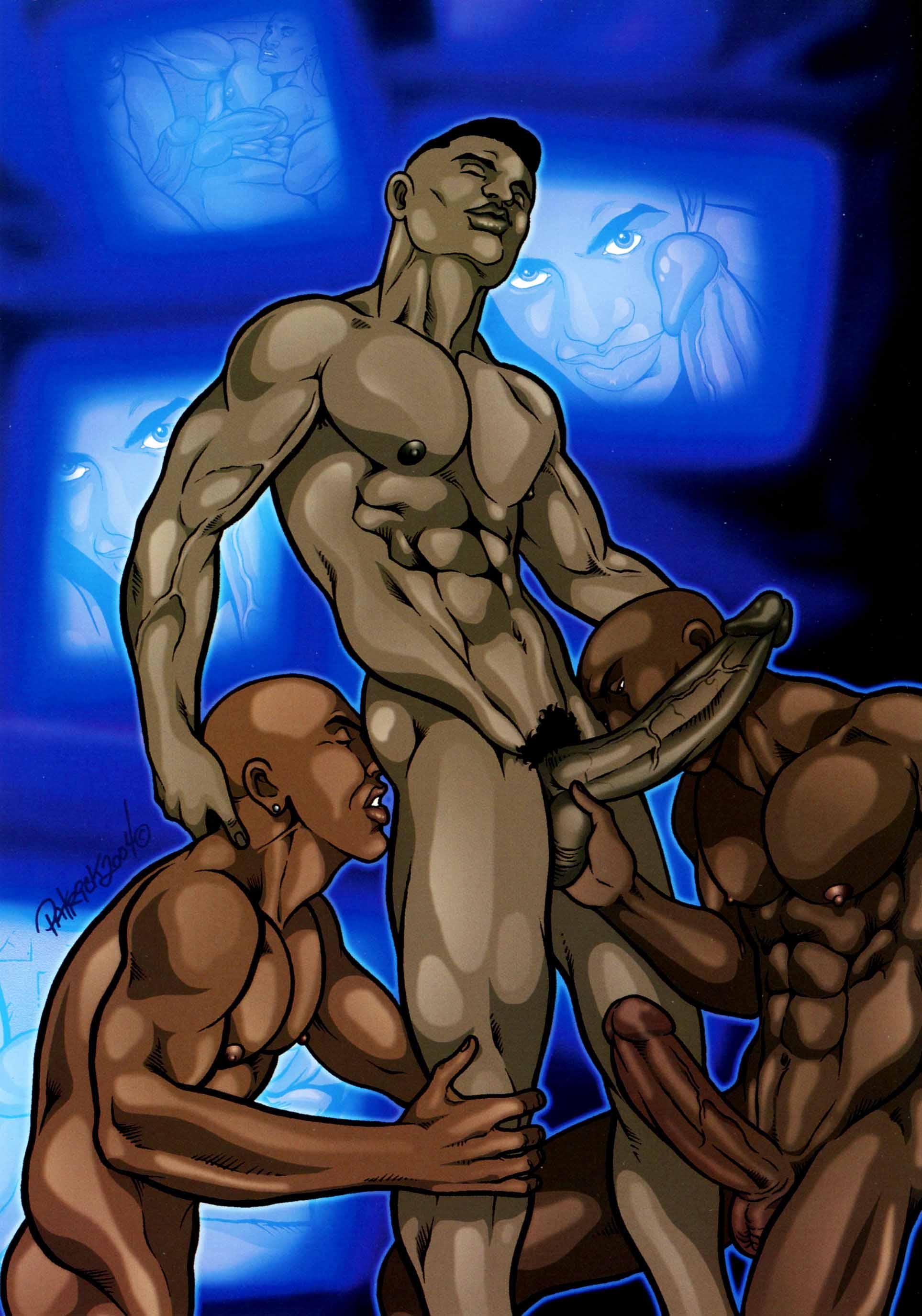 Gay Superhero Tube