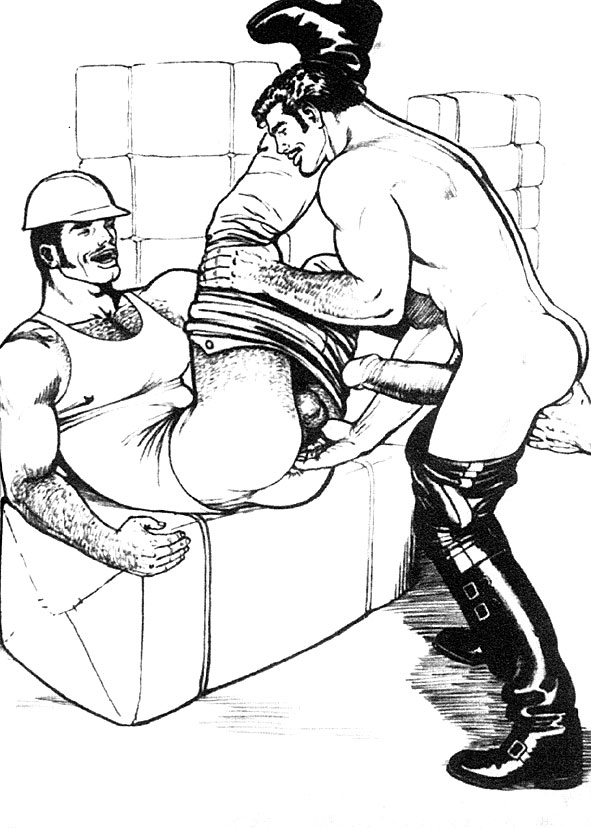 tom of finland porn