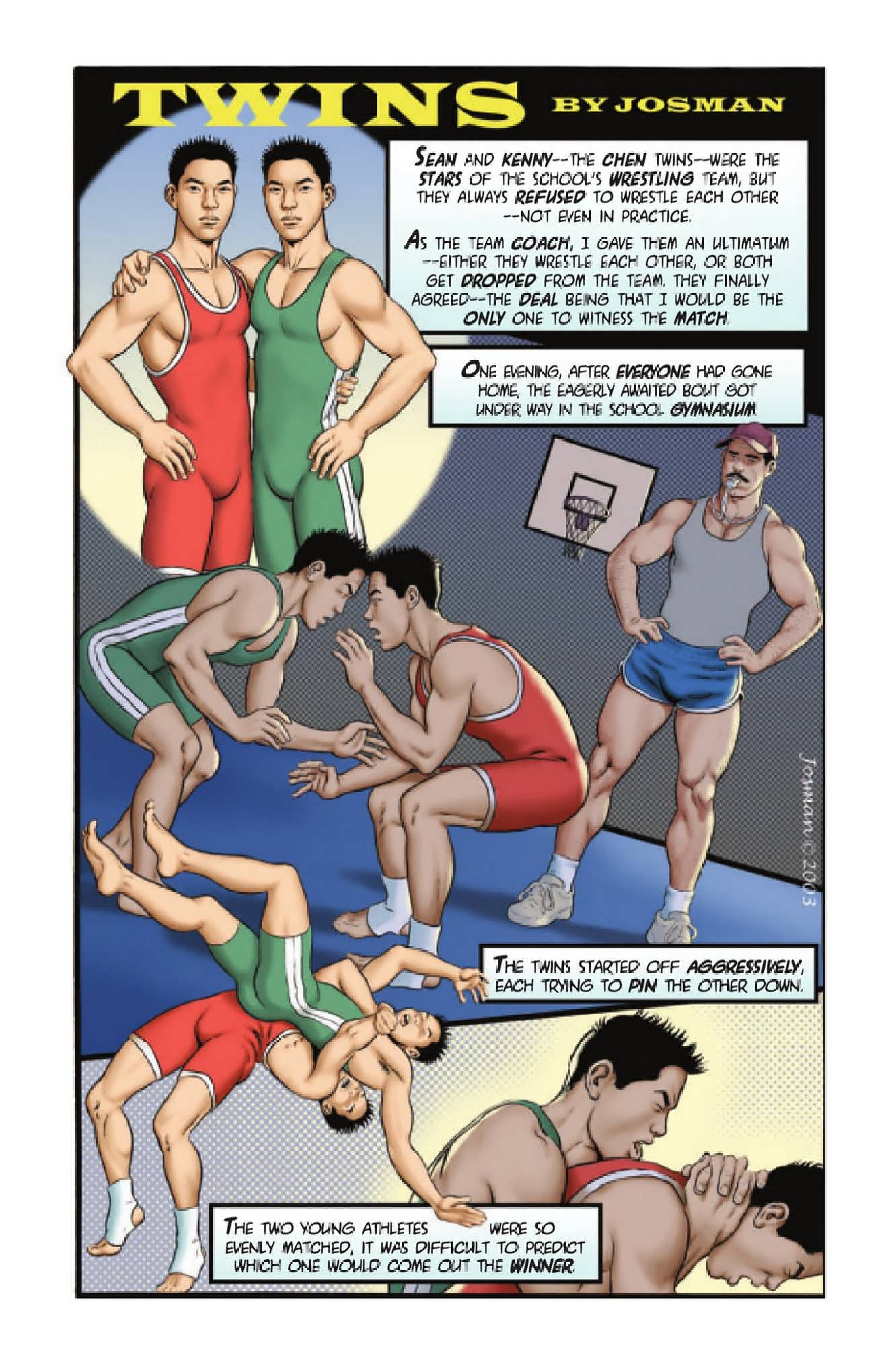 disciplinarian gay