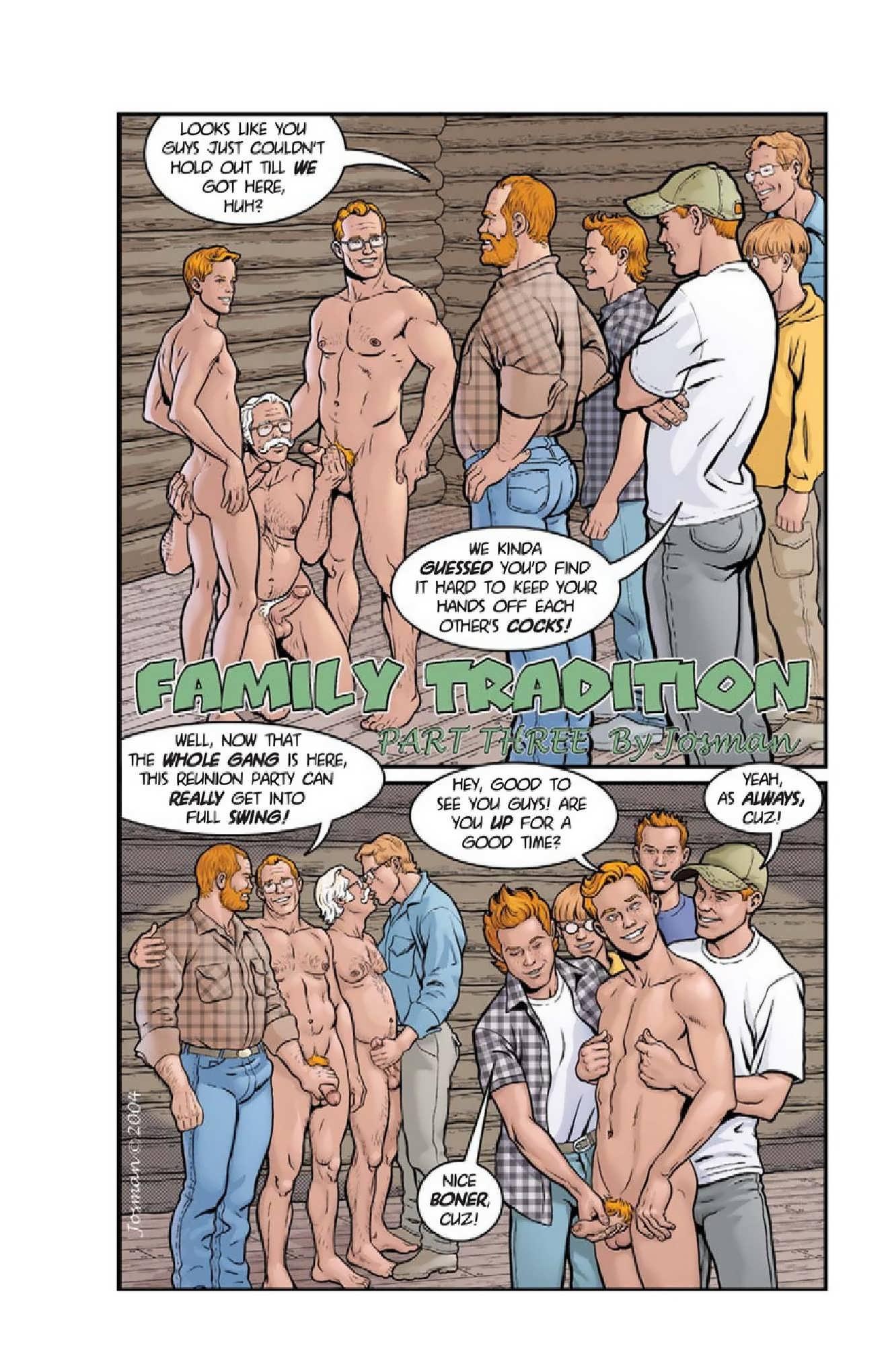 Bandes dessinées gay yaoi