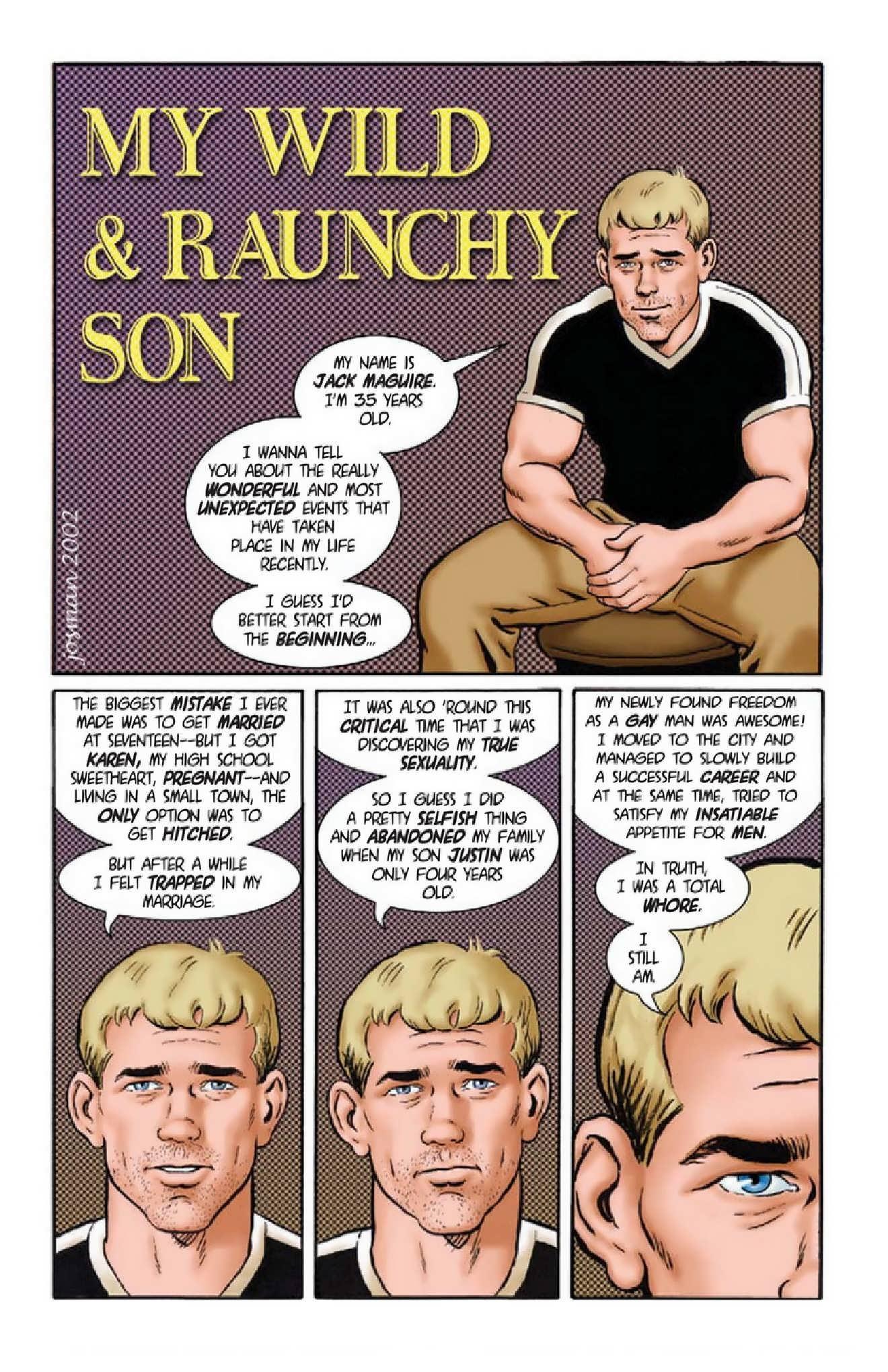 Josman My wild & Raunchy Son p.1