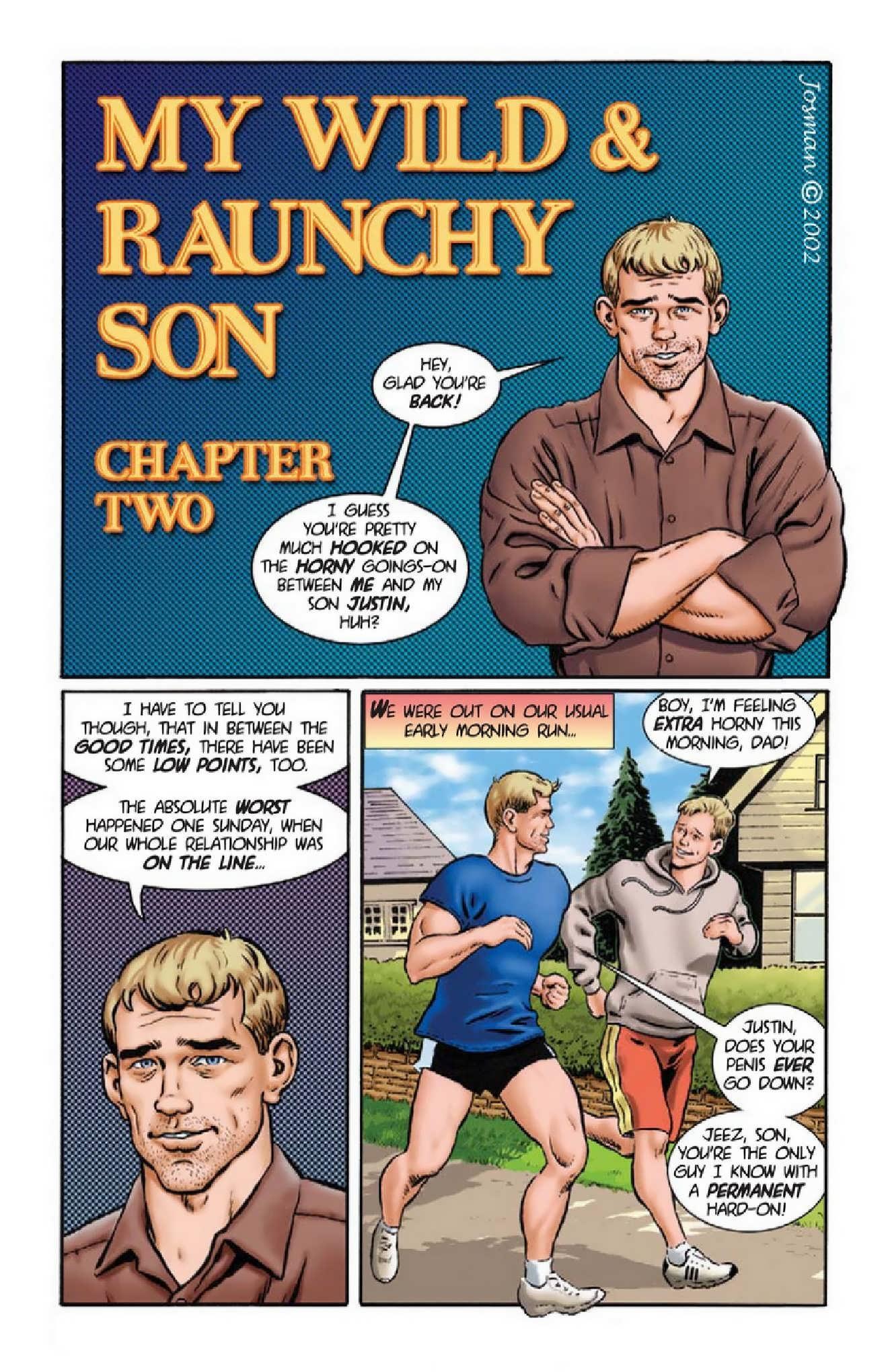 Josman My wild & Raunchy Son p.2