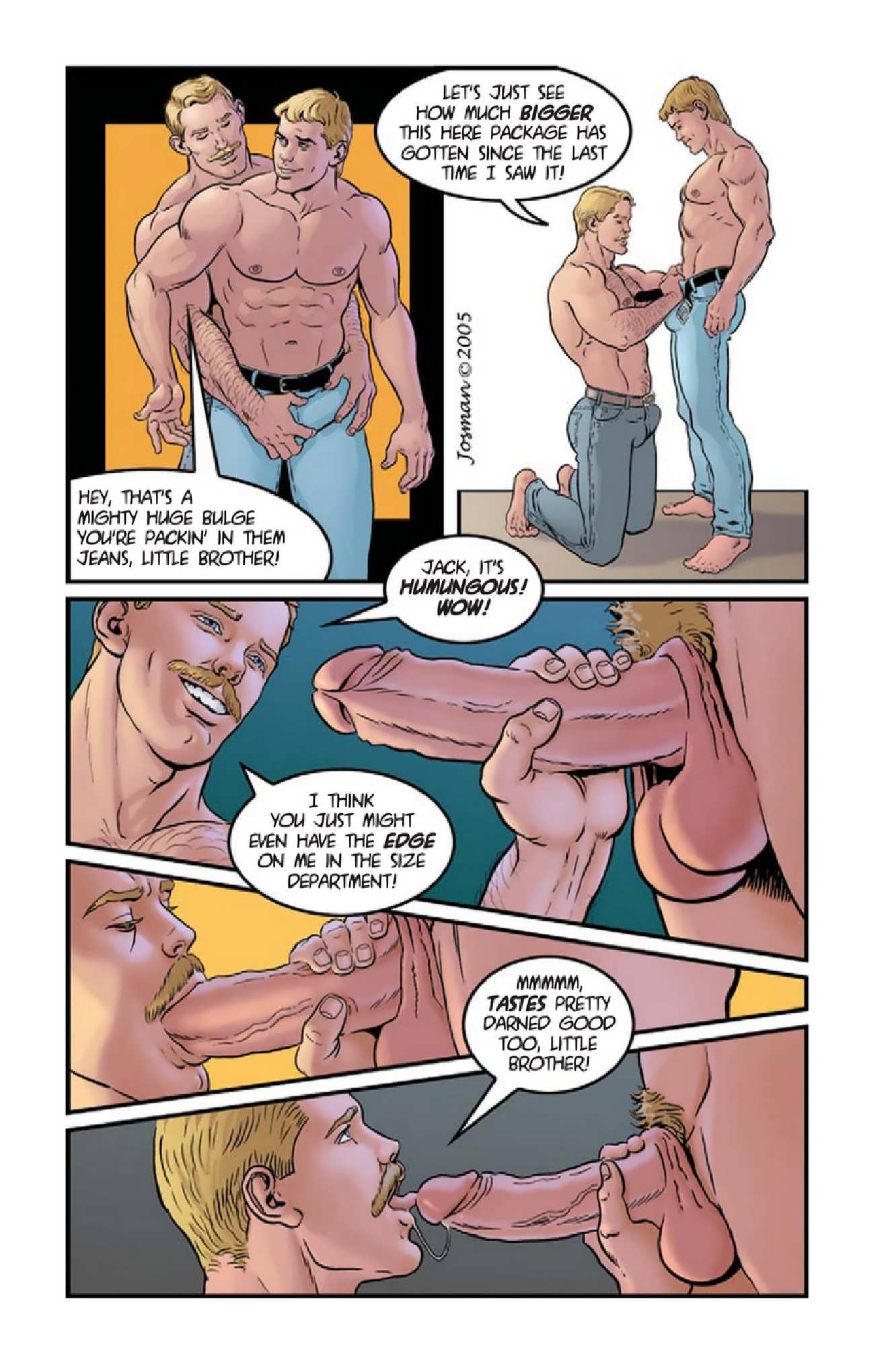 Jail gay men sex cum big dick ryan sharp is 9