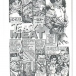 Teasy Meat - 01