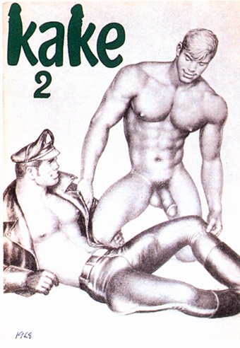 Tom of Finland kake 01-26