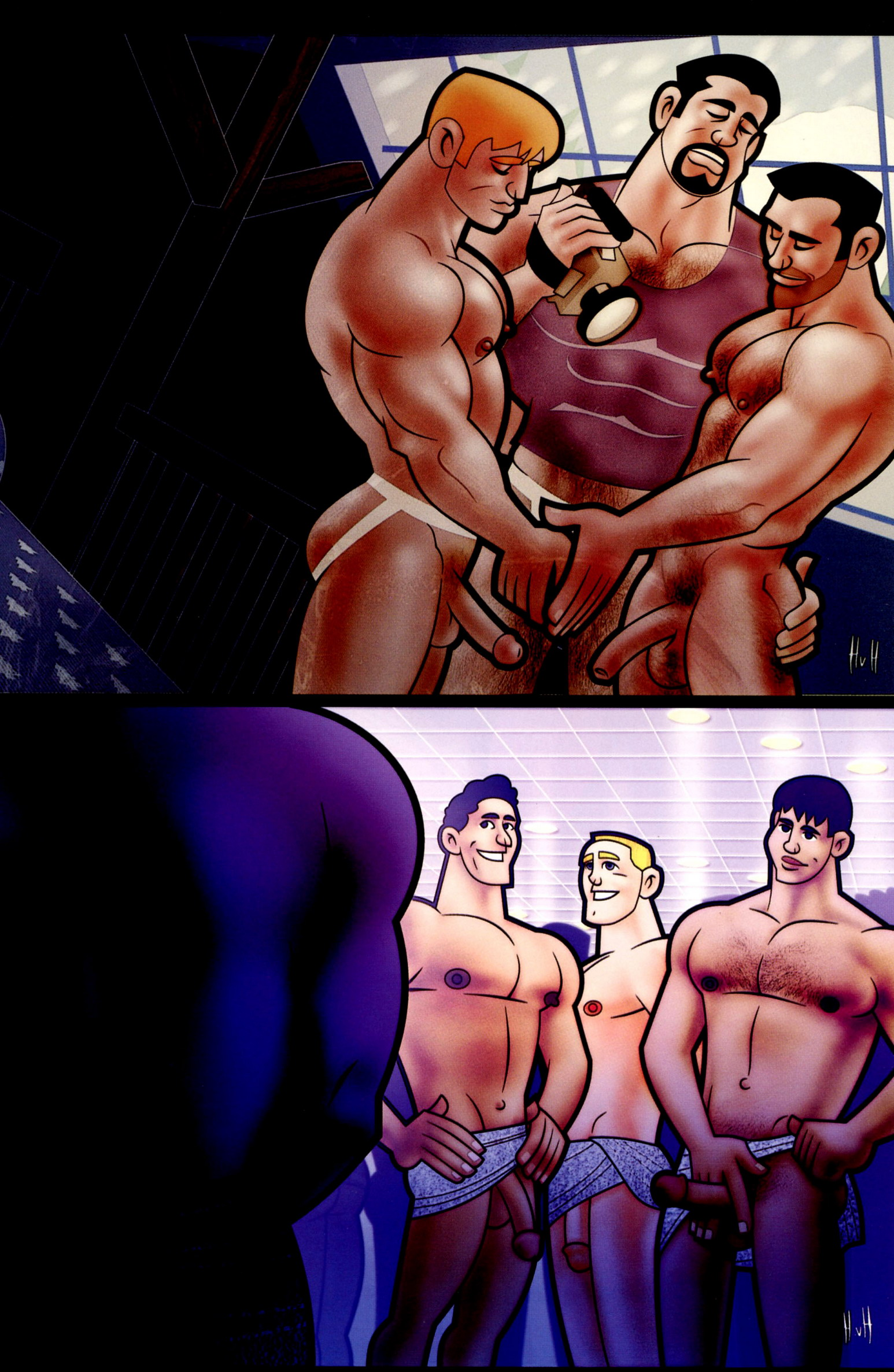 New superhero fabman stars in these great gay comics