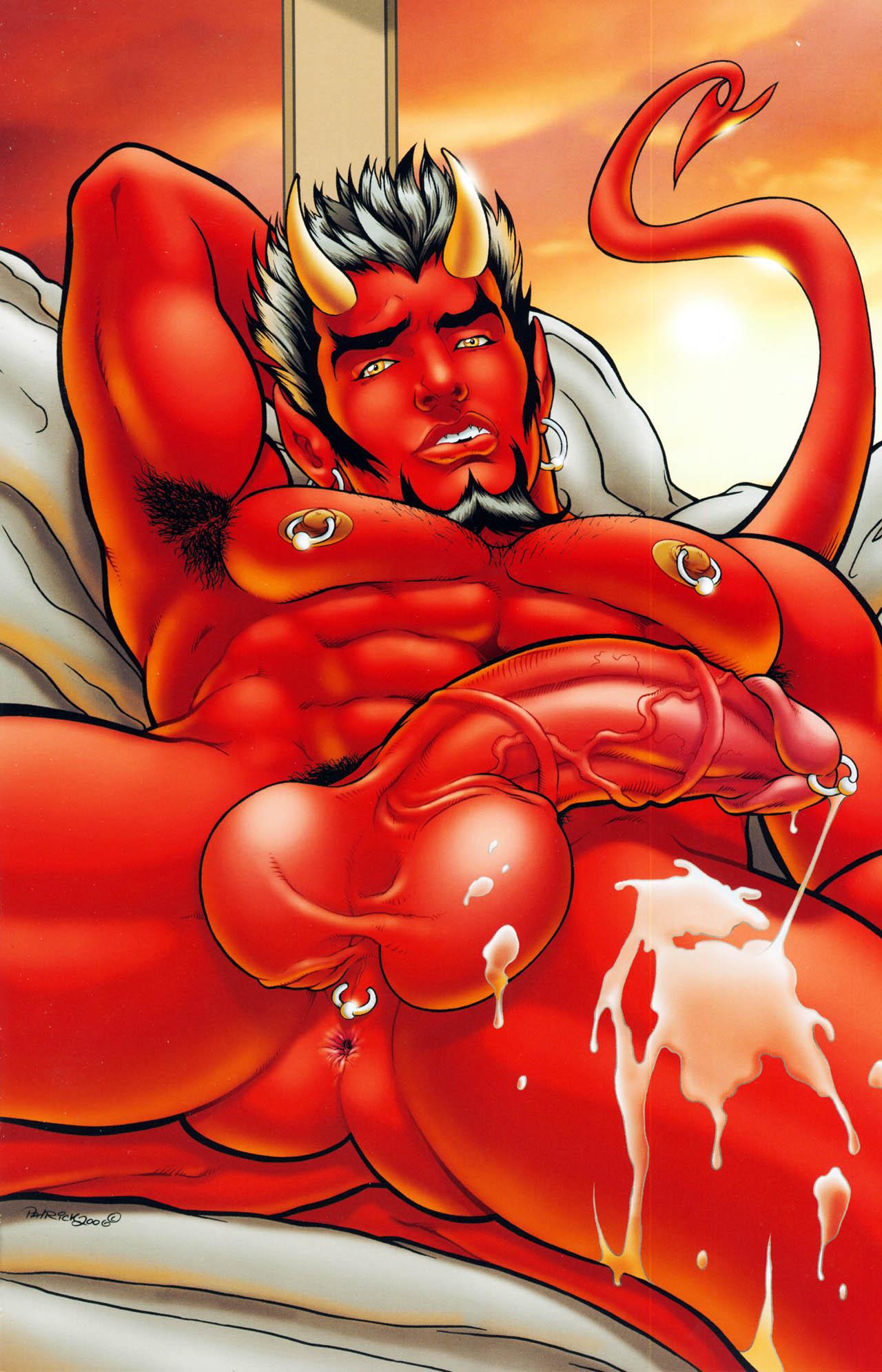 3d gay demon hentai pics