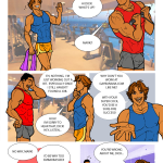 Dick Goes to the Gym Part 1 1