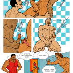 Dick Goes to the Gym Part 2 2