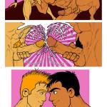 Dick y david al fin juntos 2
