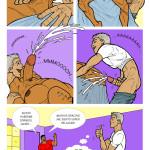 Dick y el masajista 2