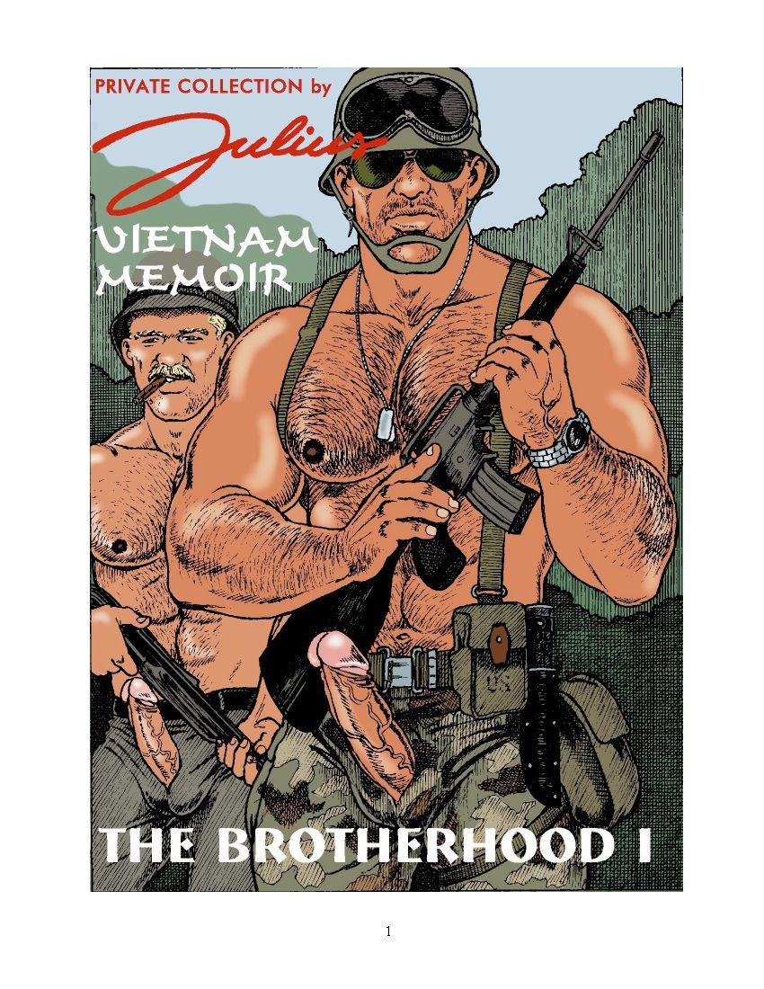 Comiznet  The Brotherhood I 1-7849